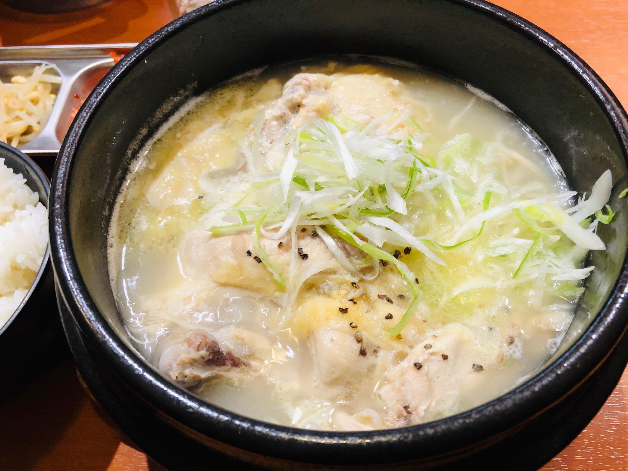 カロリー サムゲタン 韓食まとめ 韓国料理でカロリーが低い料理と高い料理!